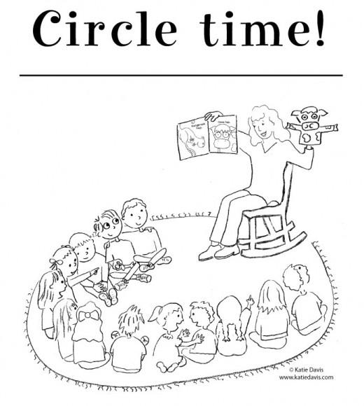 Circle Time!