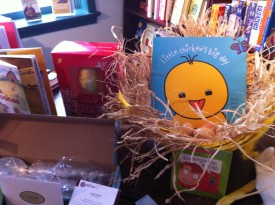 A just hatched book