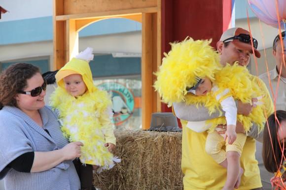 Petaluma Cutest Little Chick Contest