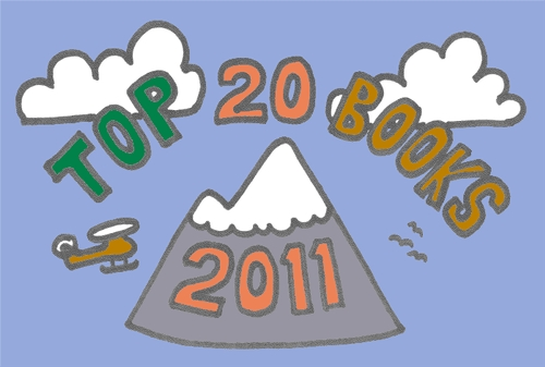 Episode #75 – Best 20 Books of 2011