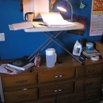 Stephen McCranie's desk