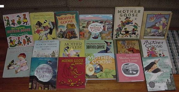 Lisa Wheeler Waxes Poetic: Mother Goose