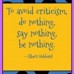 Elbert Hubbard Quote - katiedavis.com
