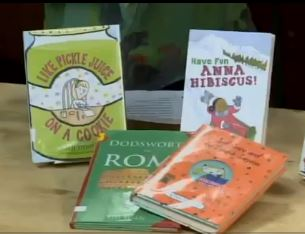 Flashback Friday: Early Reader Books Full of Adventure