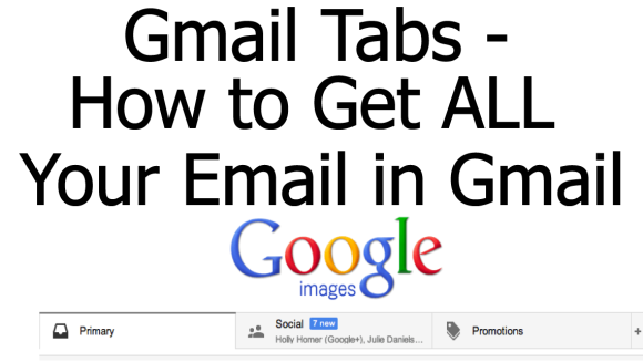 Changes to Gmail Impacts YOUR Inbox | Gmail Tabs