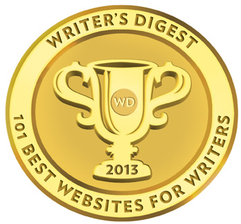 How One Author Got on the Writer's Digest 101 Best Websites List (Three Times!)