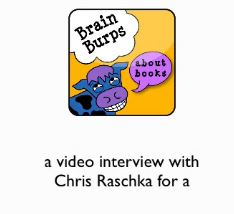 Flashback Friday: Chris Raschka Interview