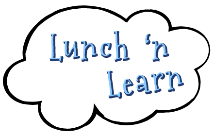 Brain Burps About Books Lunch 'n Learn #2