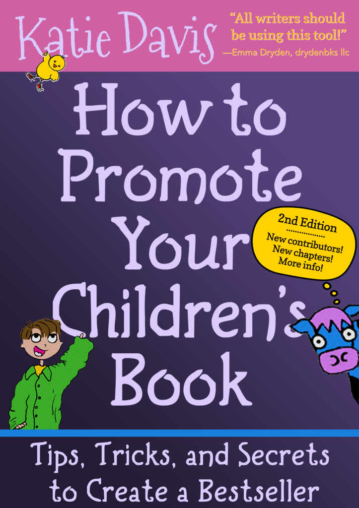 Create A Children S Book Cover : How to promote your children s book