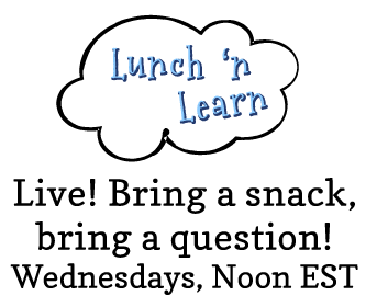 Brain Burps About Books Lunch 'n Learn with Author Katie DavisBrain Burps About Books Lunch 'n Learn with Author Katie Davis | Session 12
