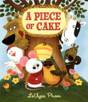 A Piece of Cake Cover by LeUyen Pham