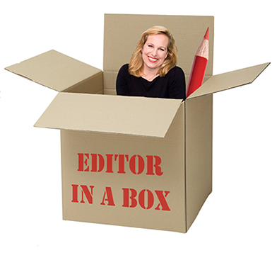 How to Be Your Own Editor with Emma Walton Hamilton