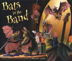 Brian Lies - BATS IN THE BAND