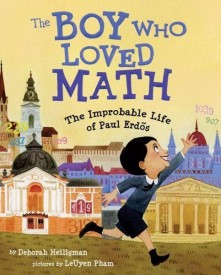 Deborah Heiligman - THE BOY WHO LOVED MATH