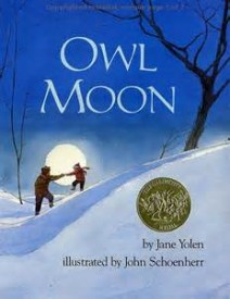 Jane Yolen - OWL MOON
