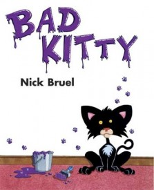 Nick Bruel - BAD KITTY