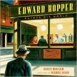 Wendell Minor - EDWARD HOPPER