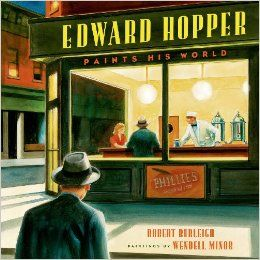 Wendell Minor - EDWARD HOPPER