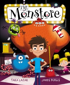 The Monstore by Tara Lazar