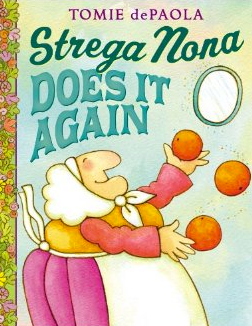 Picture Book Month Interview | Tomie dePaola
