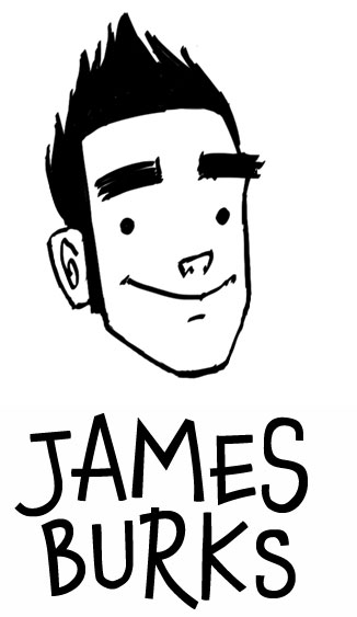 James Burks Illustrated