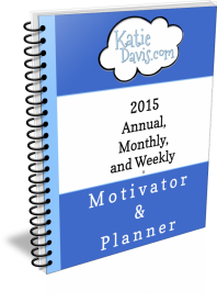 2015 Motivator and Planner