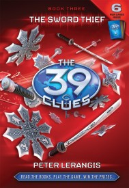 39 Clues: The Sword Thief by Peter Lerangis