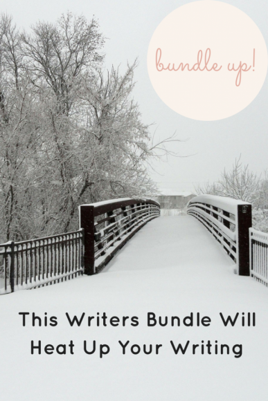 Last Day of the Bundle Sale for Writers