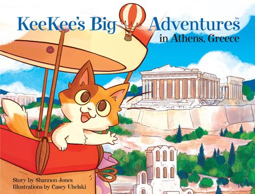 KeeKee Big Adventure in Greece