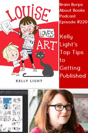 Kelly Light's Top Tips to Getting Traditionally Published