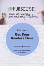 Pubslush on Brain Burps About Books