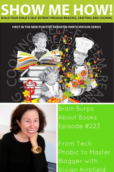 Brain Burps About Books #223 Vivian Kirkfield