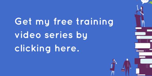 Get my free trainingvideo series