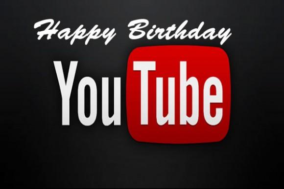 Happy 10th Birthday, YouTube!