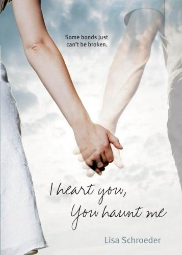 I Heart You You Haunt Me Book Cover