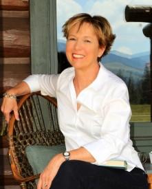 Author Janet Fox