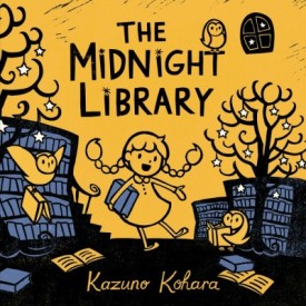 The Midnight Library by Kazuno Kohara