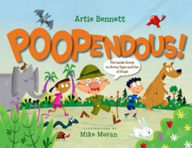 Poopendous by Artie Bennet
