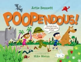 Poopendous by Artie Bennet