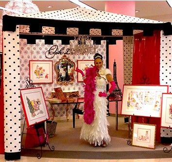Fancy Nancy Illustrator Robin Preiss Glasser