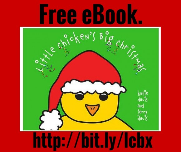 Free Preschool Christmas Book for Children | Download for Kindle!